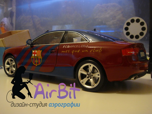 Audi fcb barcelona fc